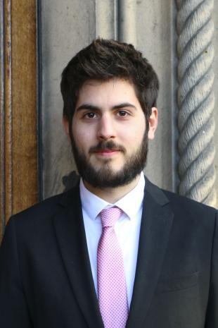 Alex Koltsidopolous-Papatzimos, IDCORE Research Engineer