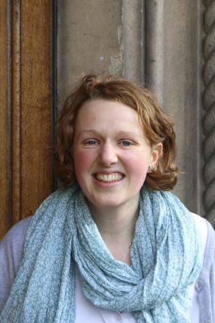 Sarah Acheson, IDCORE Research Engineer